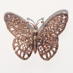 Bright Butterfly Clip
