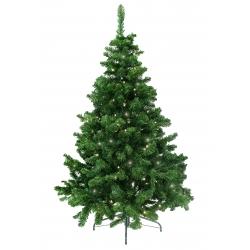 Sapin artificiel vert classic avec lights