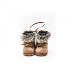 Petites bottes à suspendre