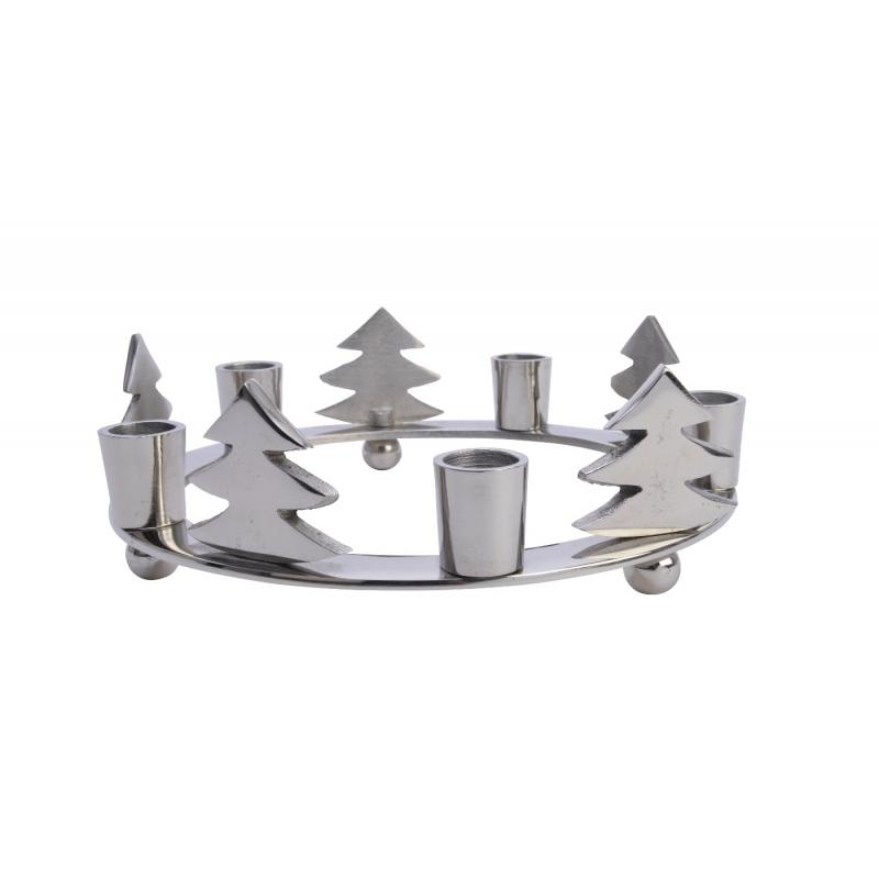 Bougeoir Rond de Noël