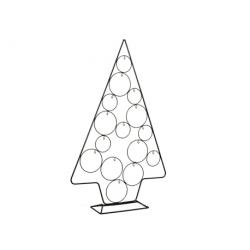 Sapin de Noël en métal