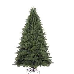 Green artificial tree