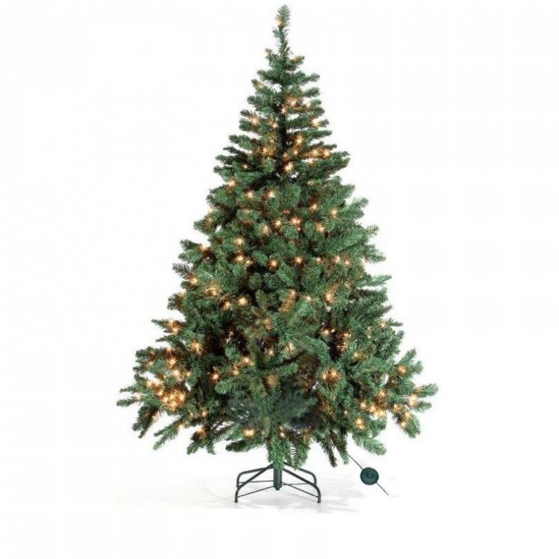 Sapin artificiel vert classic avec lights Sapin artificiel Dakota & lights