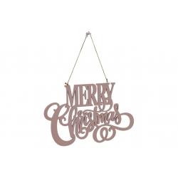 Suspension Merry Xmas en...