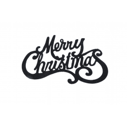 Black Merry Christmas...