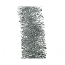 Sparkling silver garland