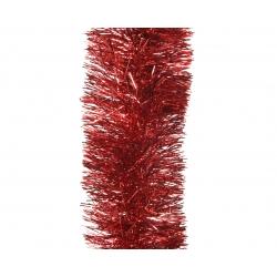 Red sparkly garland
