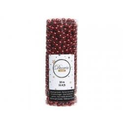 Red pearl garlands