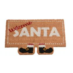 """Deurmat """"Santa"""""""