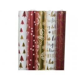 Cadeaupapier kerstmotieven
