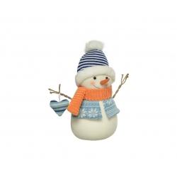 Sneeuwman decoratie