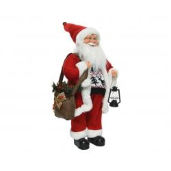 Kerstman decoratie 30cm