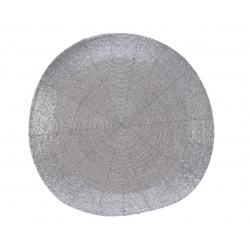 Tafelset rond met zilver