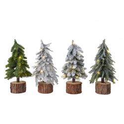 Mini artificial tree 28cm