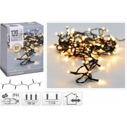 Lichtslinger 120 LED warm wit
