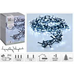 Lichtslinger 560 LED koud wit