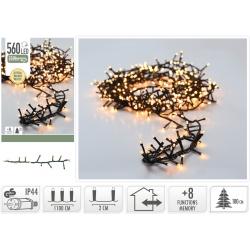 Lichtslinger 560 LED warm wit