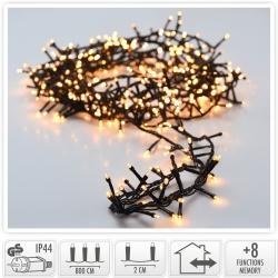Lichtslinger 400 LED warm wit