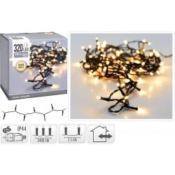 Lichtslinger 320 LED warm wit