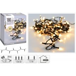 Lichtslinger 180 LED warm wit