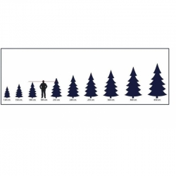 Colorado artificial tree & lights